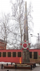 Газовики берут под контроль Вечный огонь в Пермском крае