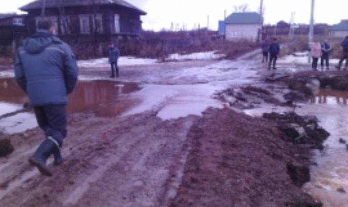 В Прикамье открыли движение по двум мостам, которые затопило в конце апреля