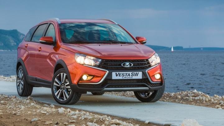 Дорога с безупречным комфортом: автоцентр «Самара-Лада» представил новую Lada Vesta SW