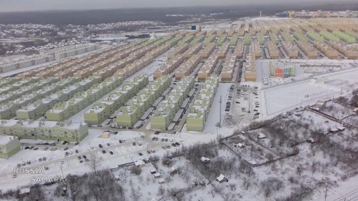 Жители Крутых Ключей просят построить дорогу между улицей Мира и Московским шоссе