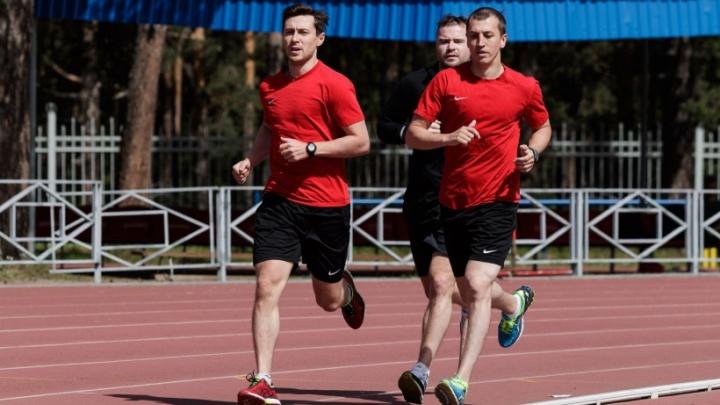 Из отпуска на «землю»: главная команда Челябинска провела первую предсезонную тренировку
