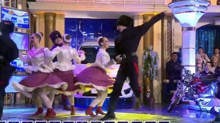 «Уехали в эйфории»: пермский танцевальный коллектив New Vision выступил в эфире «Поля чудес»