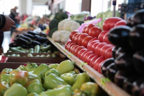 Турецкие помидоры займут свое место на ростовских прилавках уже с 1 ноября