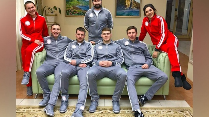 Подтянули часовой пояс: южноуральские фристайлисты начали подготовку к Олимпиаде на Сахалине