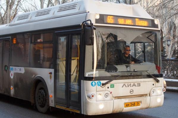 На работу общественного транспорта можно жаловаться круглосуточно