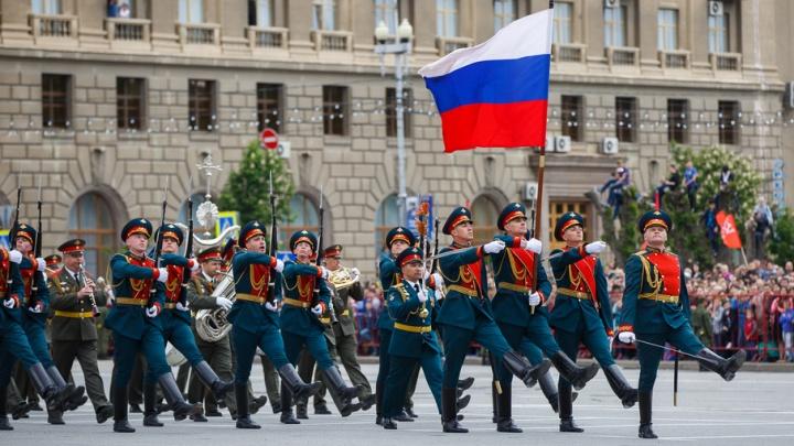 Проверка не нашла дедовщины в роте почетного караула в Волгограде