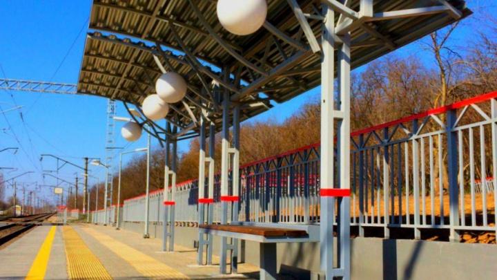 Станции городской электрички Октября и Микояна отремонтируют до конца 2019 года