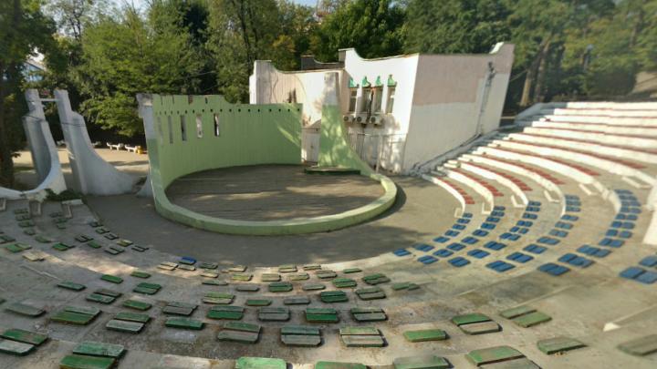В парке имени Вити Черевичкина отремонтируют детский театр