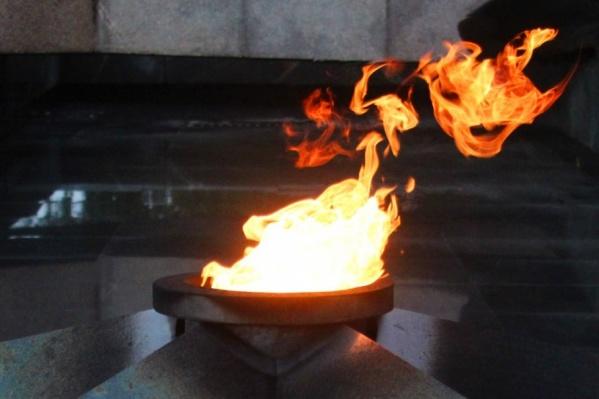 Оборудование Вечного огня поменяют за 15 дней