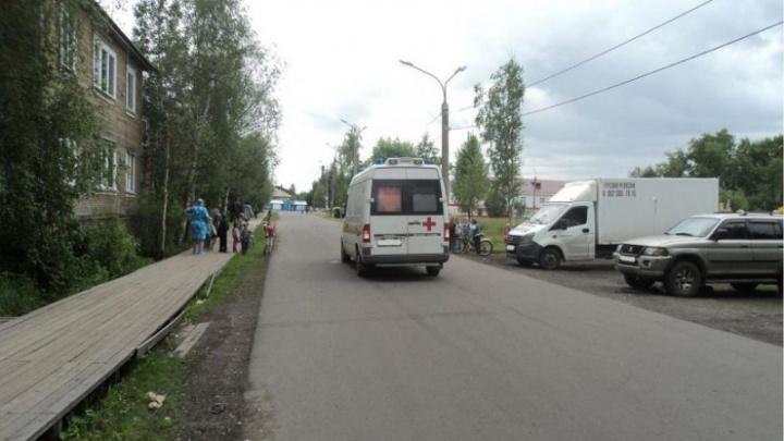 В Архангельске водитель скорой сбил десятилетнего велосипедиста