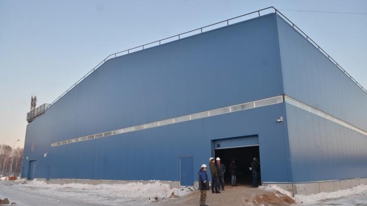 «Уралкалий» выделил 105 миллионов рублей на строительство крытого ледового катка в Березниках
