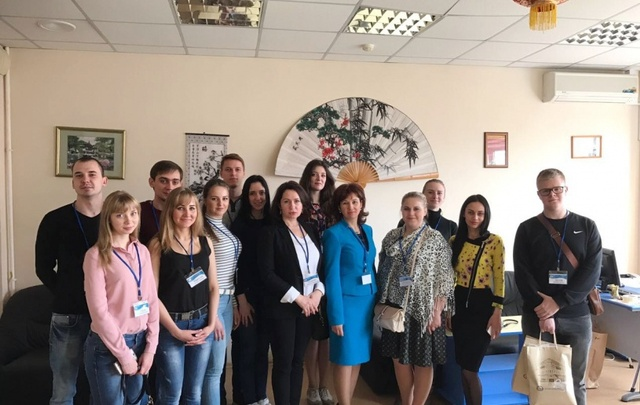 Магистранты РГЭУ (РИНХ) в Пятигорске воспроизвели международную модель ООН