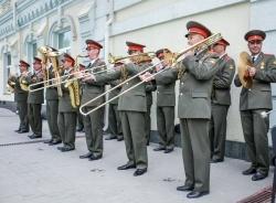 В центре Ростова состоится праздничный концерт духового оркестра