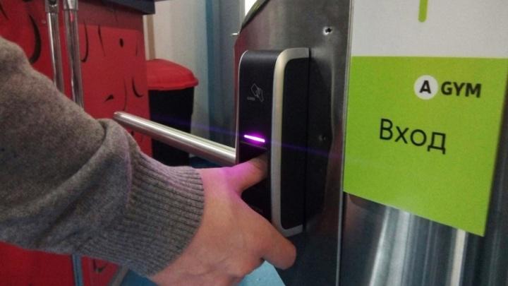 Биометрический спорт: в тюменский спортклуб пускают посетителей только по отпечатку пальца