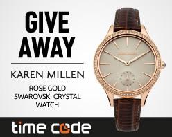 Ростовчанки могут выиграть часы Karen Millen