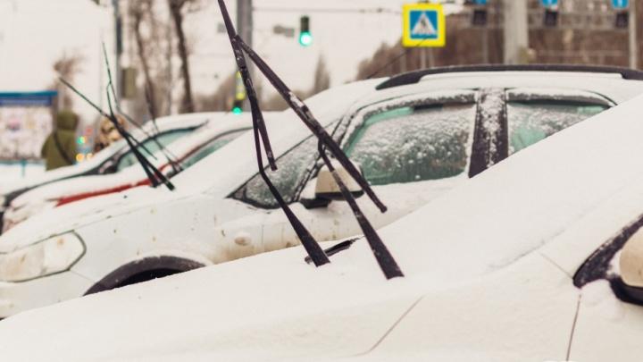 «Машинам не место»: в Самаре на улице Каменногорской сделают тротуар