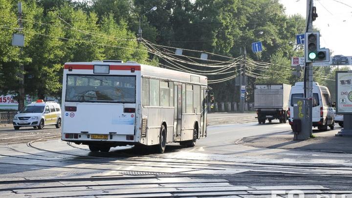 Пермский автобус №54 временно изменит маршрут движения