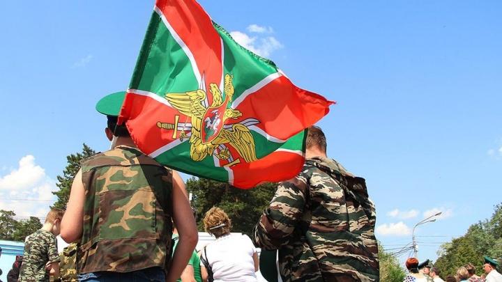 День пограничника в Челябинске будут праздновать два дня