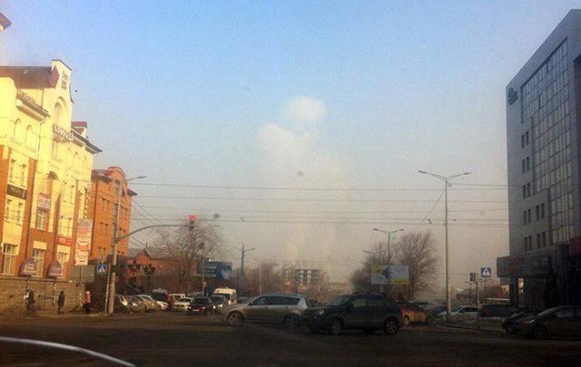Предупреждение о смоге в Челябинске продлили на сутки