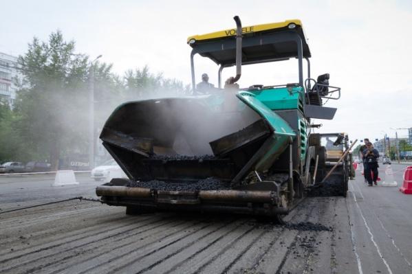 Движение транспорта на дорогах будет перекрываться по полосам