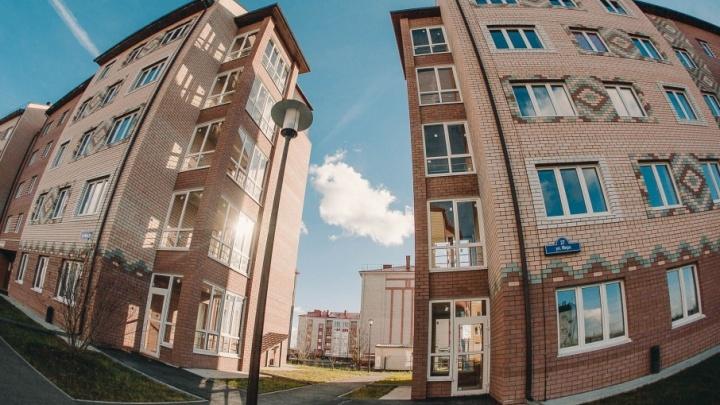 ЖК «Шоколад»: городской комфорт и природа за окном