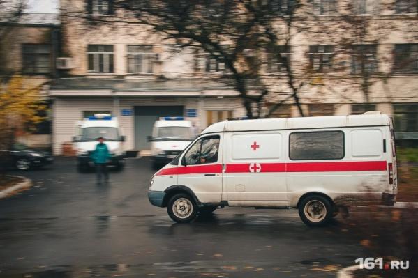 За пациентом приехала другая неотложка, но спасти его не удалось