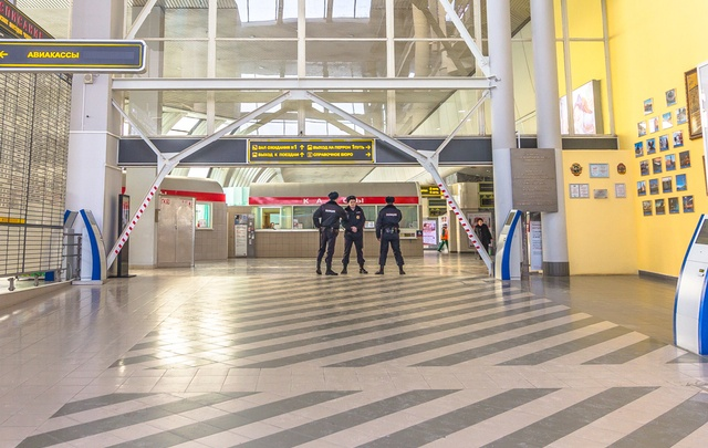 Самарские контрразведчики задержали на ж.-д. вокзале украинского шпиона