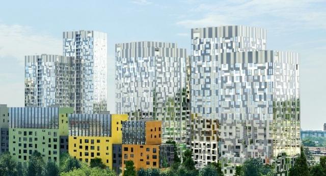 В ЖК «Гулливер» стартовали продажи квартир в двух домах