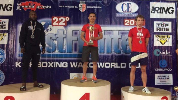 Челябинец победил на Кубке мира по кикбоксингу