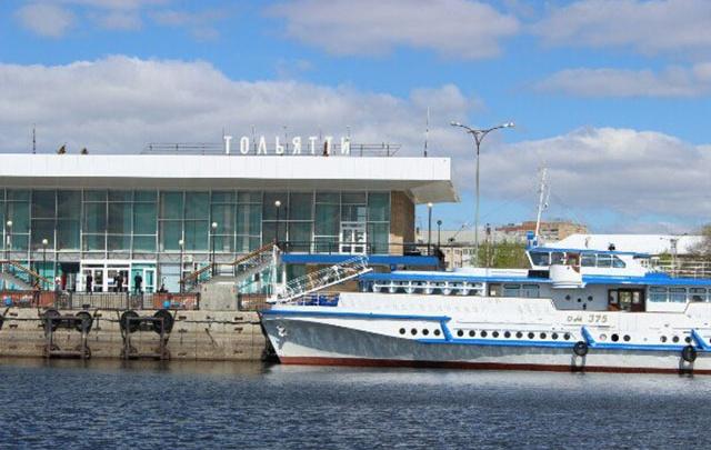 В летний сезон из Тольятти в Самару скоростные речные суда будут курсировать ежедневно