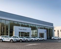 В Аксае открылся дилерский центр Volkswagen