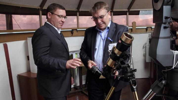 Любительскую обсерваторию в Червишево превратят в туристический объект