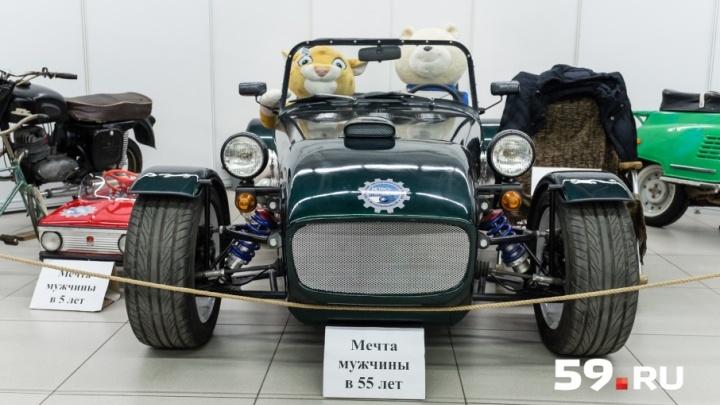 Горожан приглашают открыть тайны архивных документов об автомобилях Перми