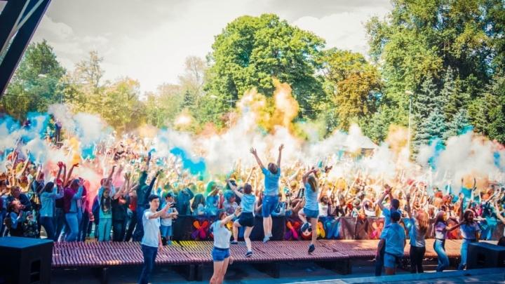 Фестиваль болельщиков ЧМ, праздник красок Холи и лазерное шоу в День России: семь вечеров в Ростове