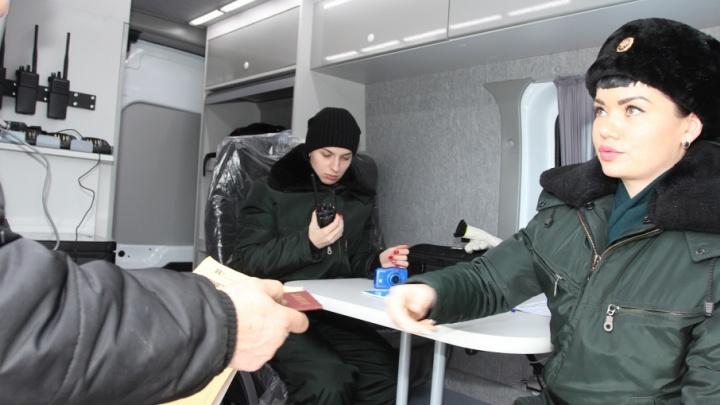 Самарские таможенники задержали фуры с 36 тоннами товаров китайского производства