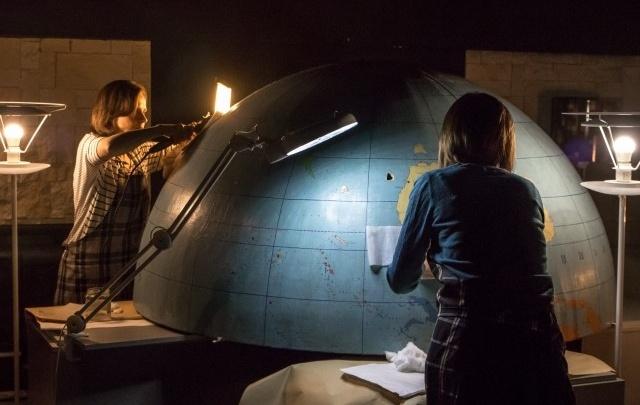 Проект реставрации глобуса в ПГНИУ претендует на премию «Хрустальный компас»