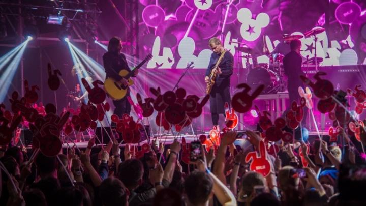 Космический концерт «Би-2» в Ростове собрал три тысячи фанатов (фоторепортаж)