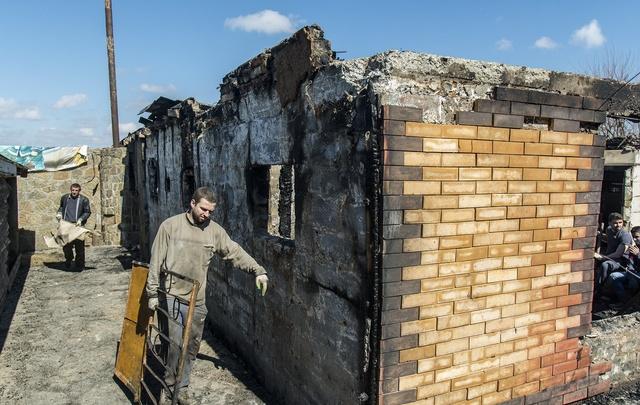 Хозяин «Белой лошади» подозревает в поджоге конюшни ростовских экологов