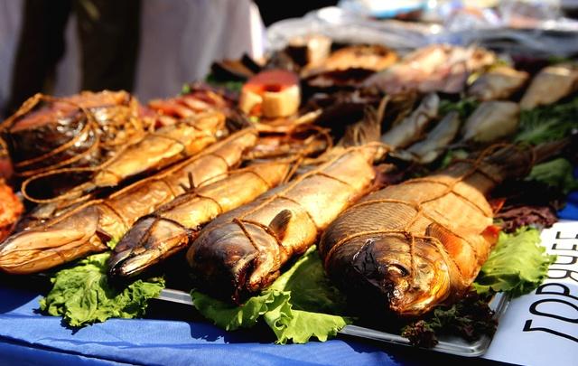Тюменцы заражаются описторхозом, покупая рыбу на стихийных рынках