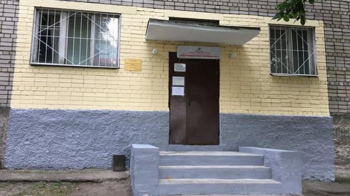В Ярославле перекрасили опорные пункты полиции