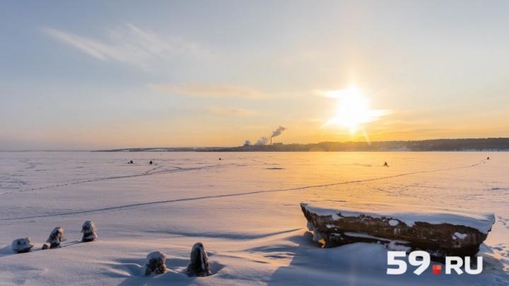 Морозы вернутся: синоптики рассказали о погоде в Перми на предстоящую неделю
