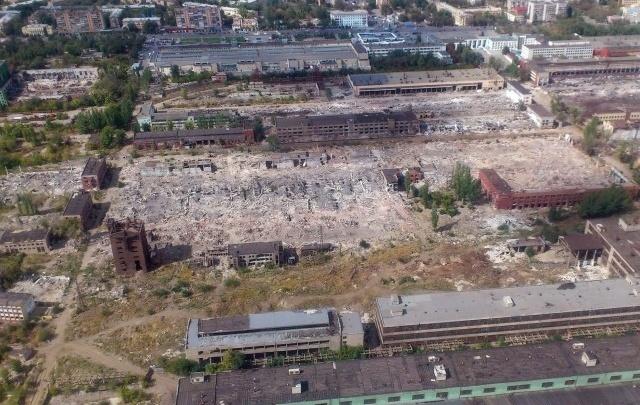 Губернатор признал, что тракторного завода в Волгограде больше нет