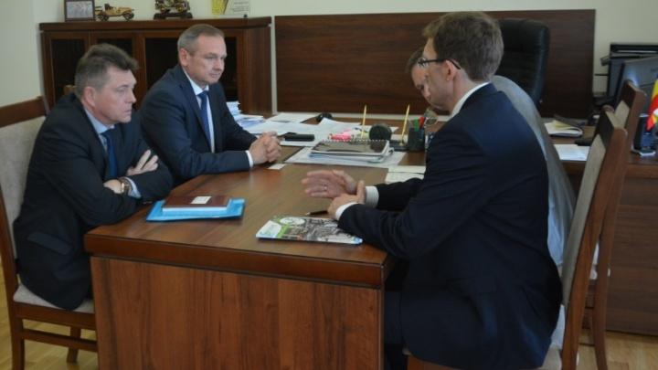Геннадий Клеймёнов ушел с поста директора департамента транспорта Ростова