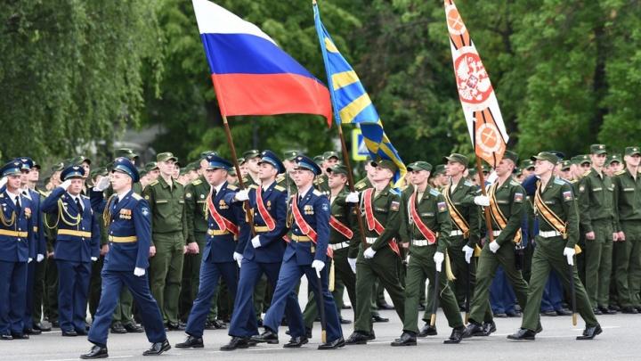 В Ярославле чествовали выпускников военного училища