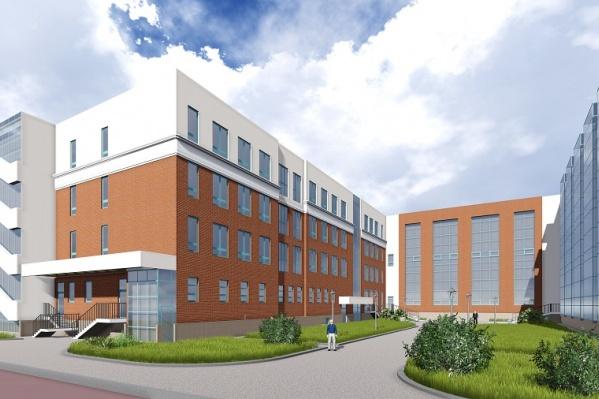 Новая школа вскоре появится в «Суворовском»