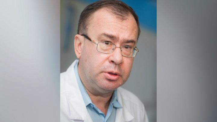 Путин присвоил челябинскому хирургу звание заслуженного врача