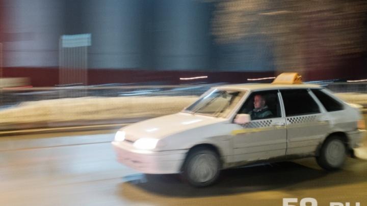 В Прикамье пассажира такси, ударившего водителя ножом 27 раз подряд, посадили на 12 лет