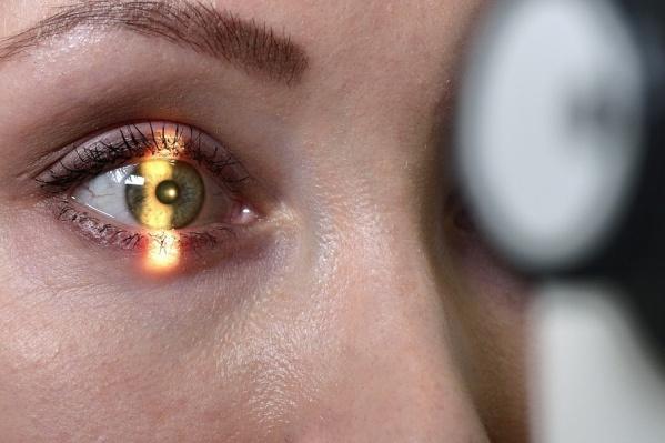 Рак может облюбовать глаза так же, как и любой другой орган в организме человека
