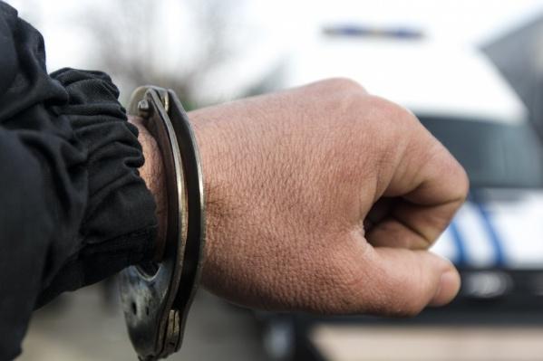 Подозреваемых задержали в течение нескольких часов
