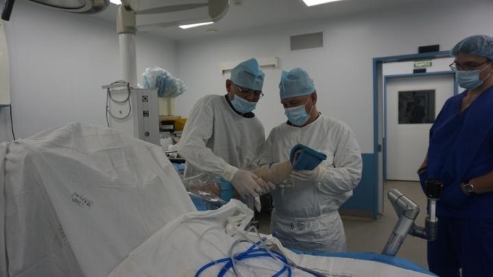 Раньше делали только взрослым: в Перми научились проводить сложные операции на плечевом суставе у детей